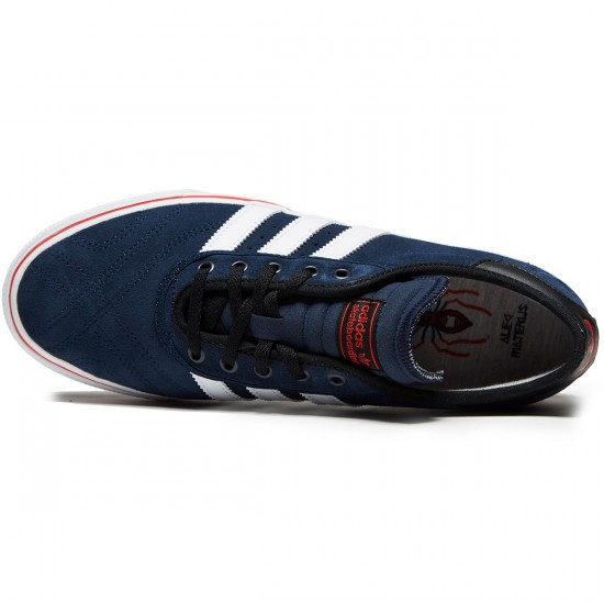 Adidas X Bonethrower Adi-Ease Premiere Shoes - Collegiate Navy/White/Core Black