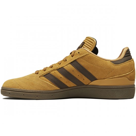 Adidas Busenitz Shoes - Mesa/Brown/Gold