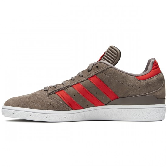 Adidas Busenitz Shoes - Tech Earth/Gold - 6.0