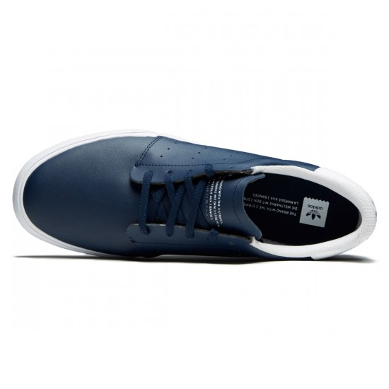 Adidas Seeley Court Shoes - Collegiate Navy/Collegiate Navy/White