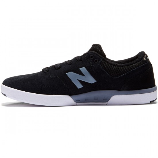 New Balance PJ Stratford 533 Shoes - Black/Grey/White - 8.0