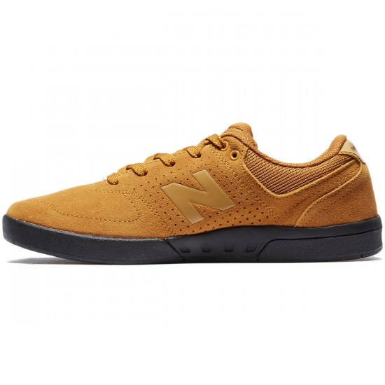 New Balance PJ Stratford 533 Shoes - Maple/Black - 8.0