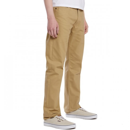 Levi's 504 Regular Straight Jeans - Harvest Gold Bull Denim - 30 - 32