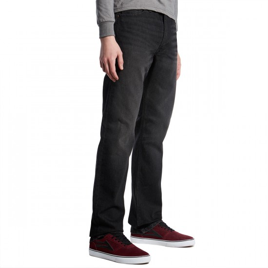 Levi's 504 Regular Straight Jeans - Judah - 30 - 32