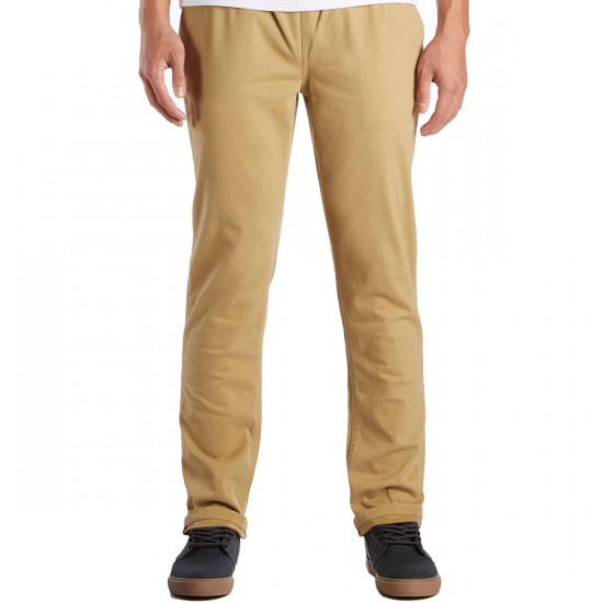 Imperial Motion Chapter Chino Pants - Khaki - 32 - 32