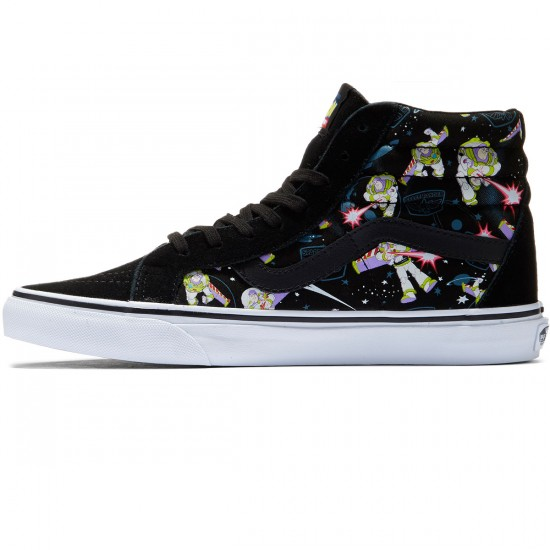 Vans X Disney Toy Story Sk8-Hi Reissue Shoes - Buzz Lightyear/True White - 8.0