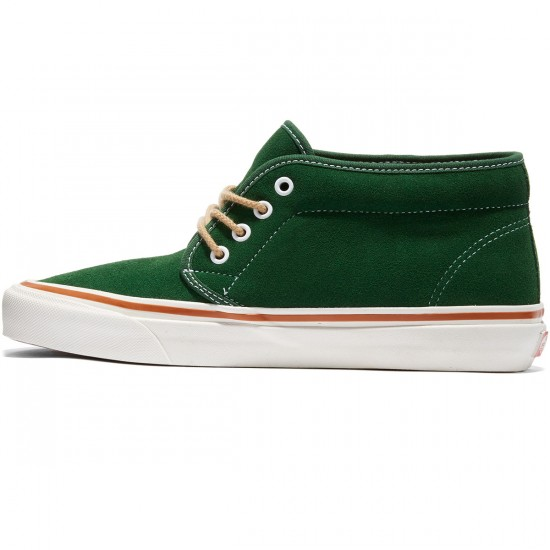 Vans Chukka Boot 49 Reissue Shoes - STV/Forest/Suede - 8.0