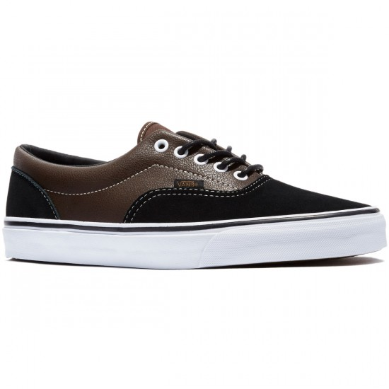 Vans Era Shoes - Demitasse/Black - 8.0