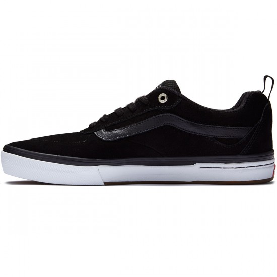 Vans Kyle Walker Pro Shoes - Black/Blue Fog - 8.0