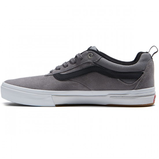 Vans Kyle Walker Pro Shoes - Medium Grey - 8.0