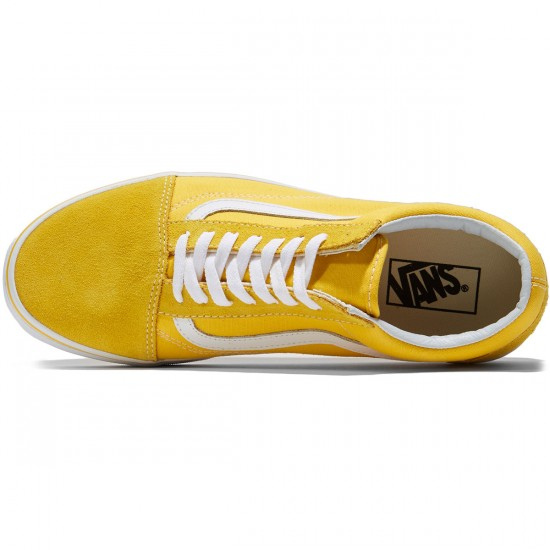 Vans Old Skool Shoes - Spectra Yellow/True White - 8.0