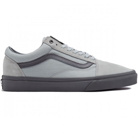 Vans Old Skool Shoes - High Rise/Pewter - 8.0