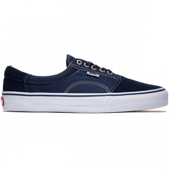 Vans Rowley Solos Shoes - Navy/White - 8.0