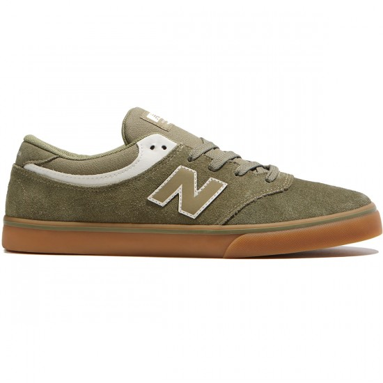 New Balance Quincy 254 Shoes - Olive/Gum
