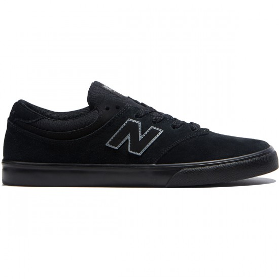 New Balance Quincy 254 Shoes - Black/Black - 8.0