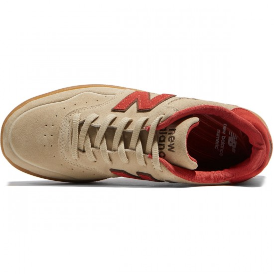 New Balance Numeric 288 Shoes - Pebble/Rust - 8.0