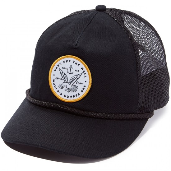 Vans Fremont Trucker Hat - Black