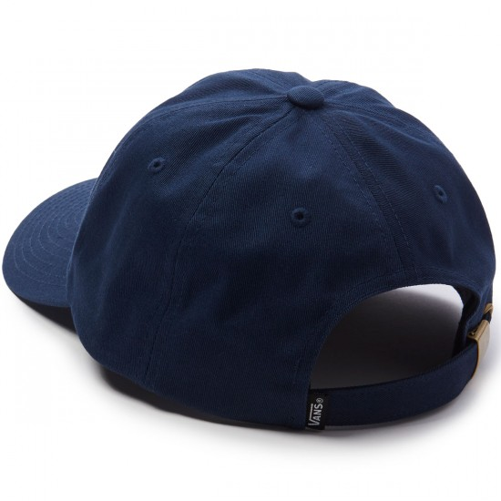 Vans Bullseye Jockey Hat - Dress Blue