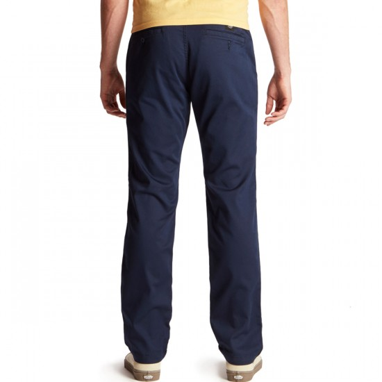 Vans Authentic Chino Stretch Pants - Dress Blues - 29 - 32
