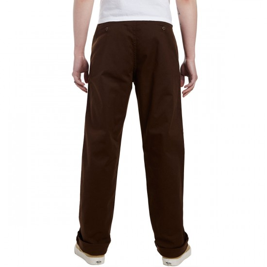 Vans Authentic Chino Pro Pants - Demitasse - 29 - 32