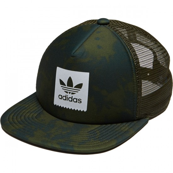 Adidas Crystal Trucker Hat - Night Cargo