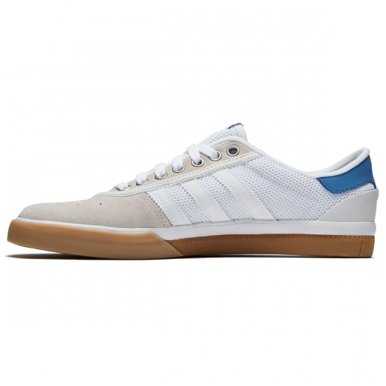 Adidas Lucas Premiere Shoes - White/Trace Royal/Gum - 6.5