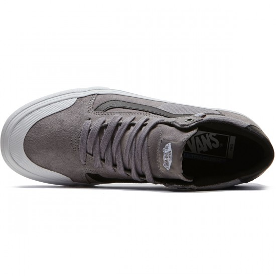Vans Style 112 Mid Pro Shoes - Frost Gray/White - 8.0
