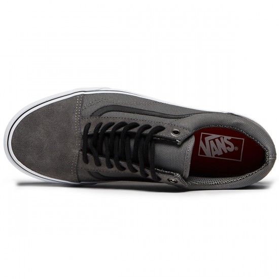 Vans Old Skool Shoes - Reflective Pewter - 8.0