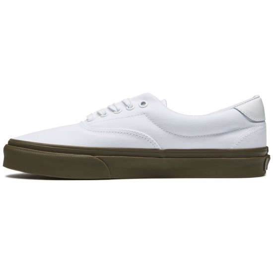 Vans Era 59 Shoes - Bleacher True White/Gum - 8.0