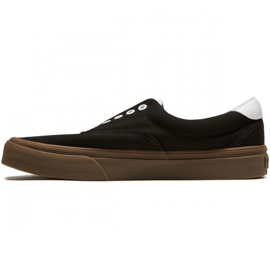 Vans Era 59 Shoes - Bleacher Black/Gum - 8.0