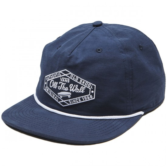 Vans Original Lockup Unstructured Hat - Dress Blues