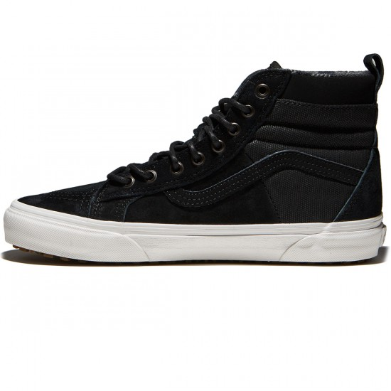 Vans SK8-Hi 46 MTE DX Shoes - Black/Flannel