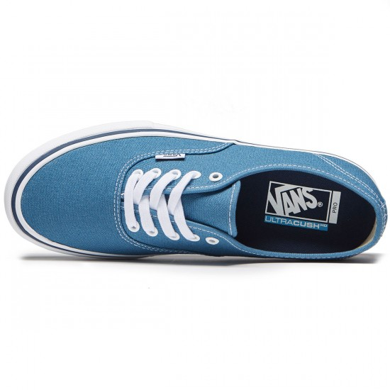 Vans Original Authentic Shoes - STV Navy/White - 8.0