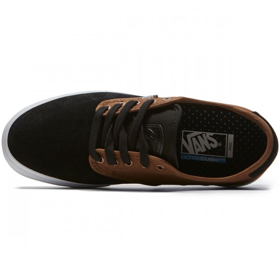 Vans Chima Ferguson Pro Shoes - Black/Teak - 8.0