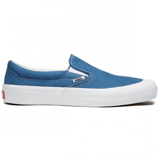 Vans Slip-On Pro Andrew Allen Shoes - Navy - 11.0