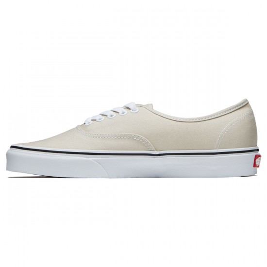 Vans Original Authentic Shoes - Silver Linning/True White