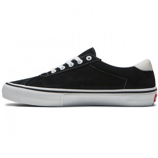 Vans Epoch Pro Shoes - Black/White/White - 8.0