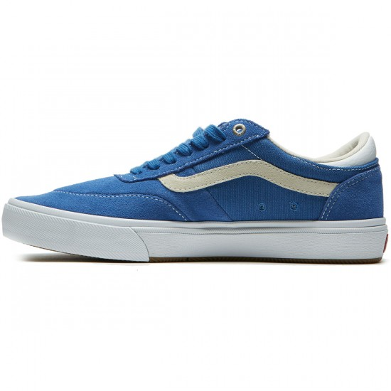 Vans Gilbert Crockett Pro 2 Shoes - Delft/White - 8.0