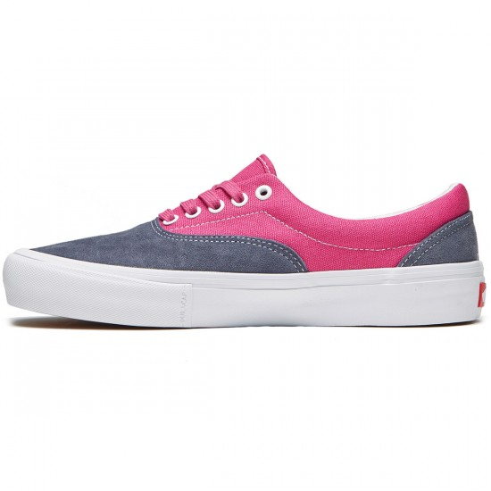 Vans Era Pro Shoes - Navy/Fuchsia - 8.0