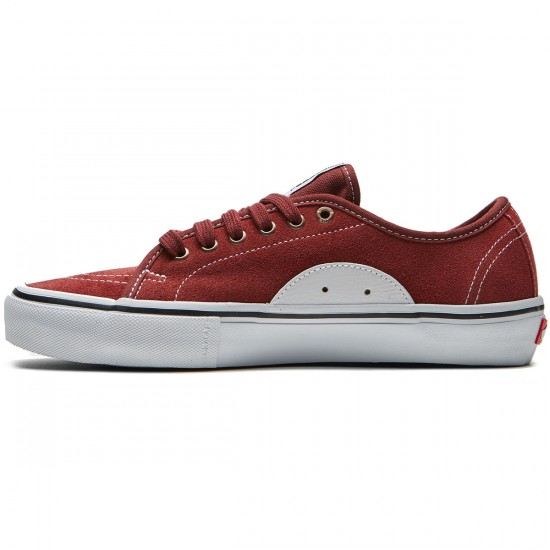 Vans AV Classic Pro Shoes - Madder Brown - 8.0