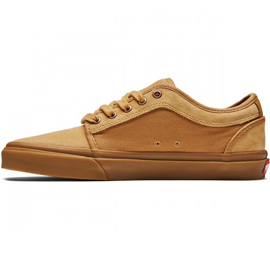 Vans Chukka Low Shoes - Medal Bronze/Gum - 8.0