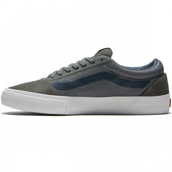 Vans AV RapidWeld Pro Shoes - Gunmeta/Navy - 8.0