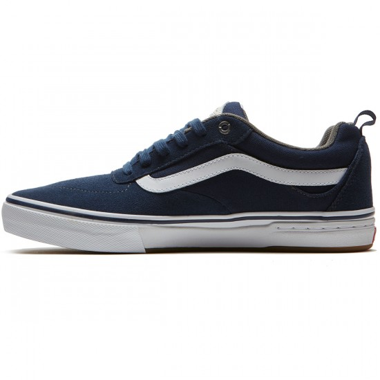 Vans Kyle Walker Pro Shoes - Navy/White - 8.0