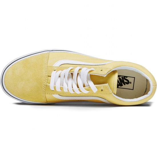 Vans Old Skool Shoes - Dusky Citron/True White - 8.0