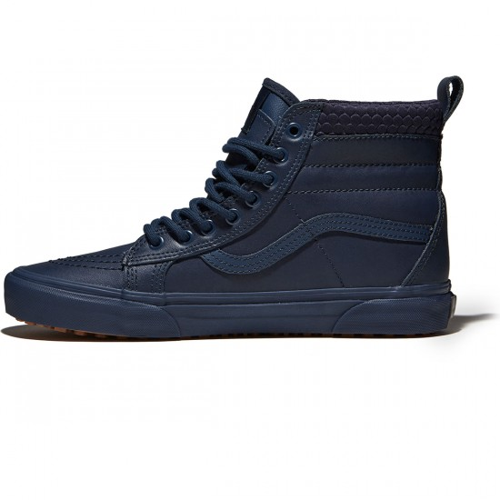 Vans Sk8-Hi MTE Shoes - Dress Blues/Mono - 8.0