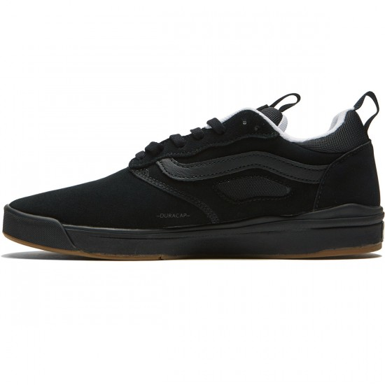 Vans X Thrasher Ultrarange Pro Shoes - Thrasher Black/Gum - 8.0