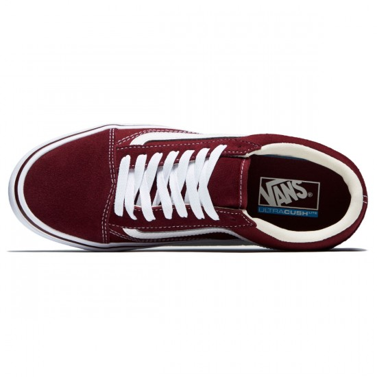 Vans Old Skool Lite Shoes - Port Royale/True White - 8.0