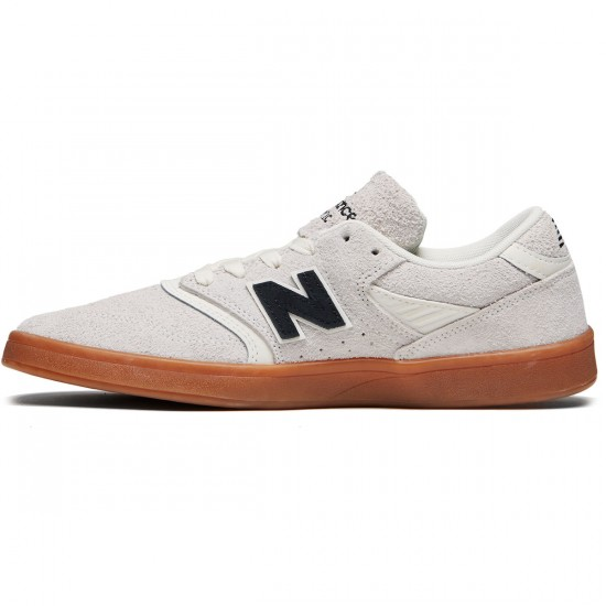 New Balance 598 Shoes - Sea Salt/Gum - 8.0