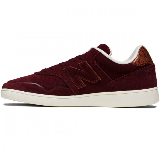 New Balance Numeric 288 Shoes - Chocolate Cherry/Cinnamon - 8.0