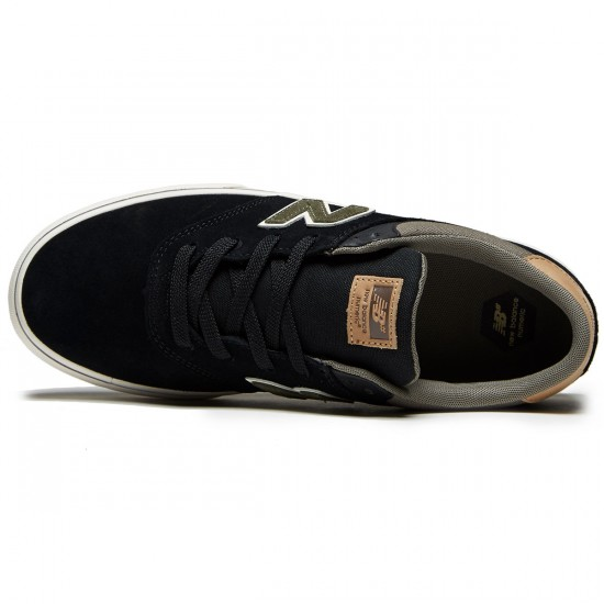 New Balance Quincy 254 Shoes - Black/Olive - 8.0